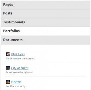 Responsive Tabbed Layout With Most Attributes Enabled